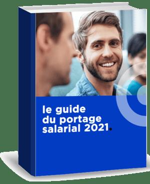 Guide du portage salarial Couverture